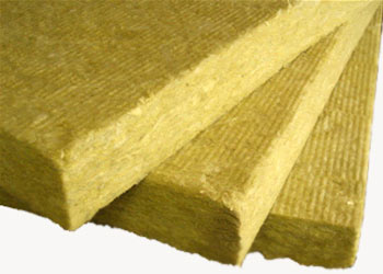 Acoustic Mineral Wool as used in the Bronze Floor Cavity System