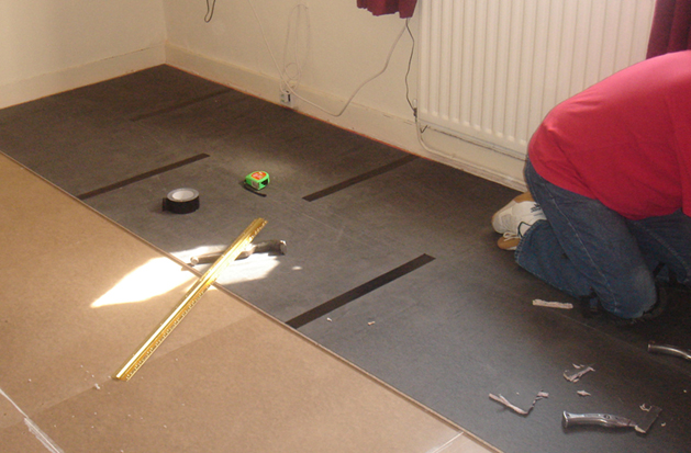 Laying the Gold Carpet System
